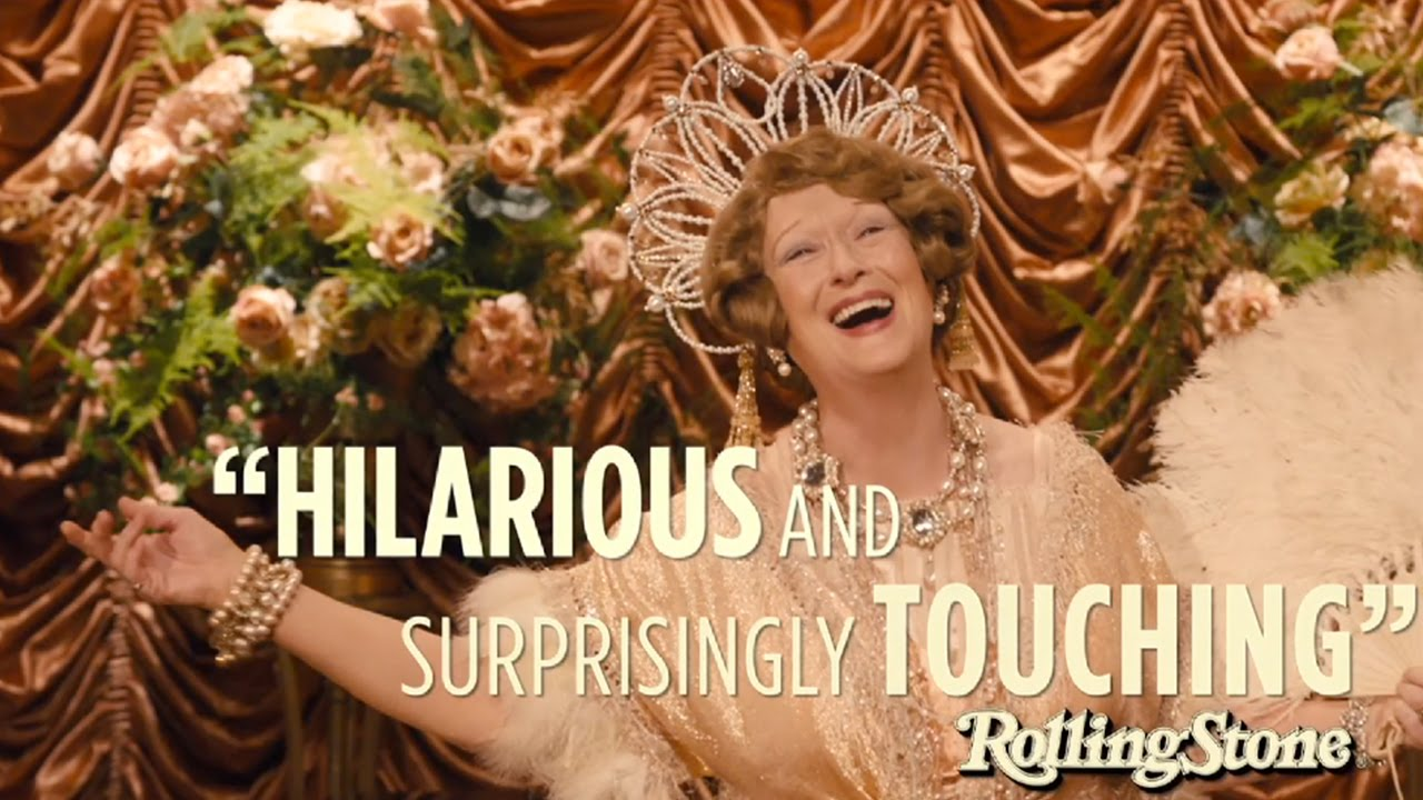 """Florence Foster Jenkins (2016) – """"Globe"""" TV Spot – Paramount Pictures"""