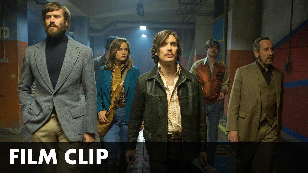 FREE FIRE – 'Testing the Merch' Clip – In cinemas March 31st