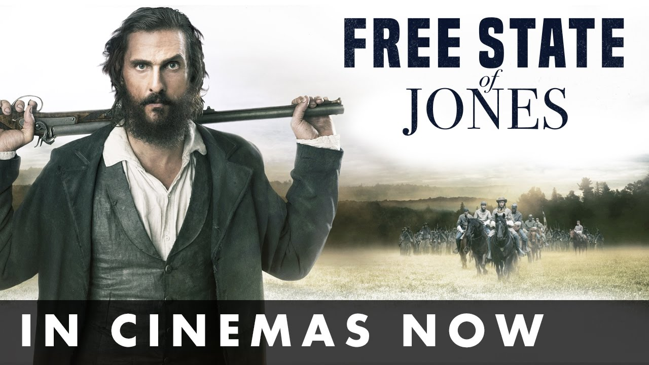 Free State of Jones – Infographic – In Cinemas Now