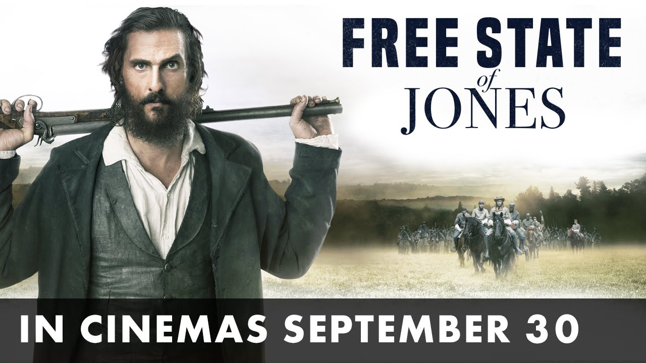 FREE STATE OF JONES – Story – In Cinemas September 30th