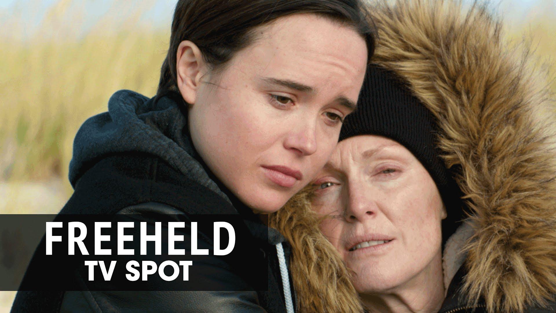 """Freeheld (2015 Movie – Julianne Moore, Ellen Page) Official TV Spot – """"Love Story"""""""