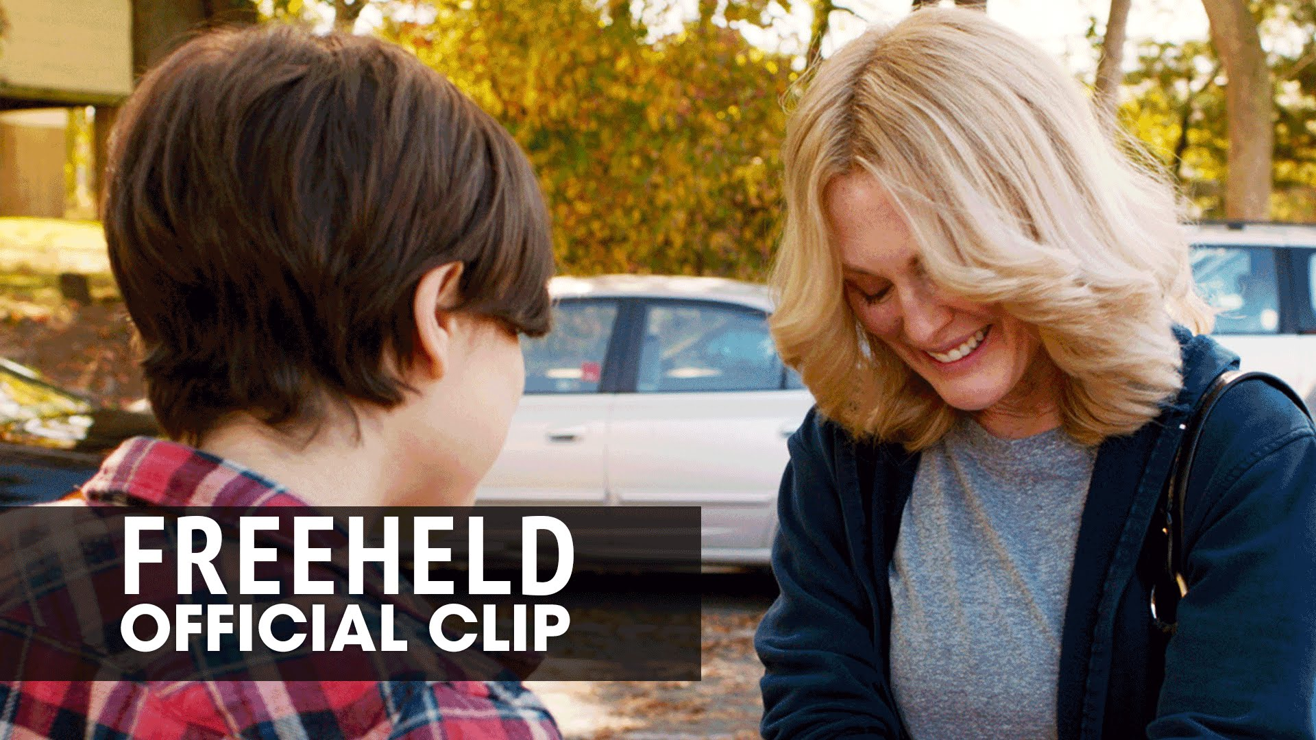 """Freeheld (2015 Movie – Julianne Moore, Ellen Page) Official Clip – """"Can I Have Your Number?"""""""