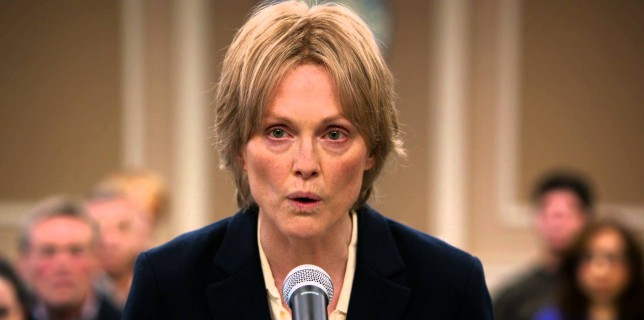 FREEHELD Official UK TV Spot – Julianne Moore, Ellen Page