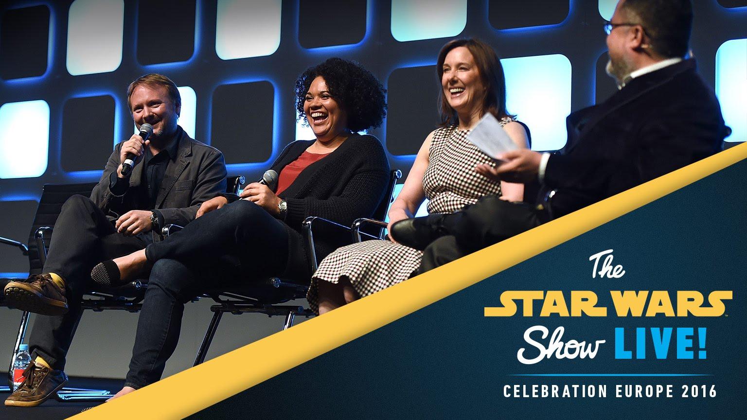 Future Filmmakers Panel Recap | Star Wars Celebration Europe 2016