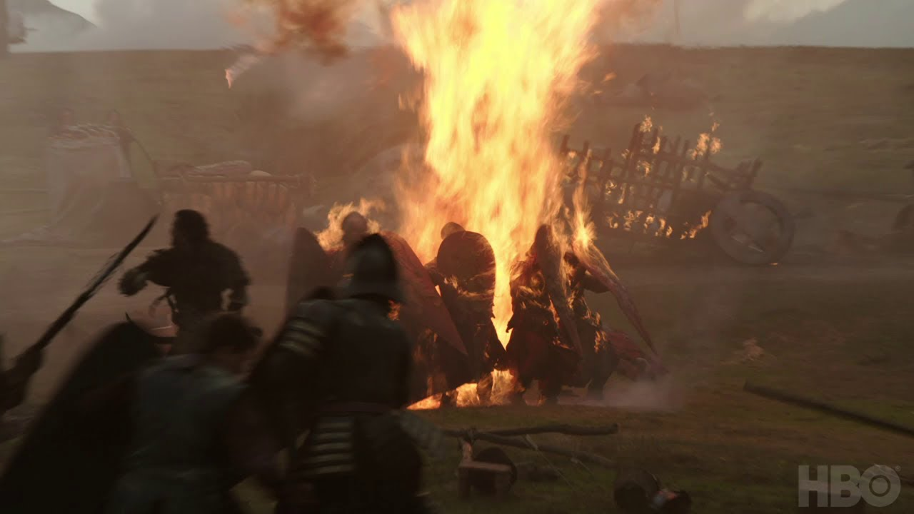Game of Thrones: The Loot Train Attack