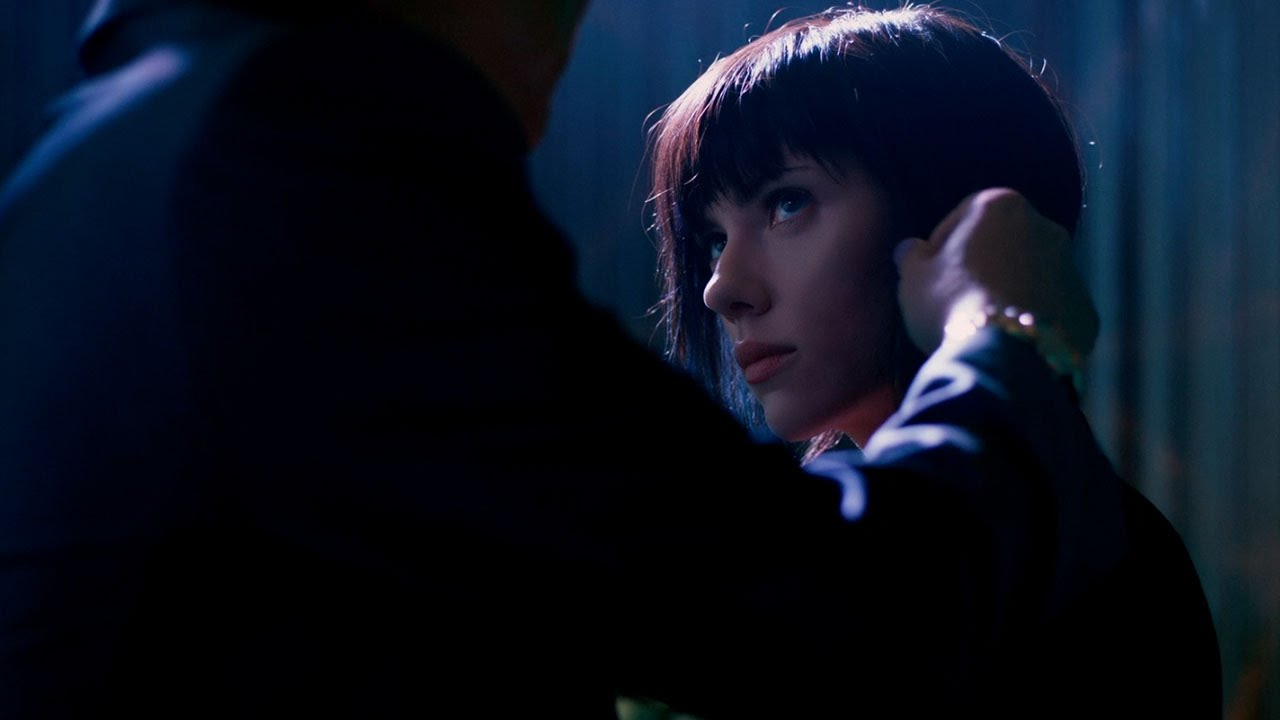 """Ghost in the Shell (2017) – """"Attitude"""" – Paramount Pictures"""