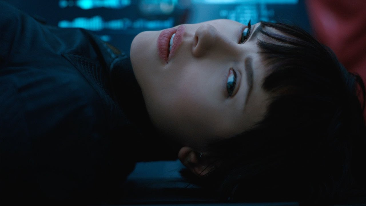 """Ghost in the Shell (2017) – """"Control"""" Spot – Paramount Pictures"""
