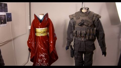 Ghost In The Shell (2017) – Dressed To Kill – Paramount Pictures