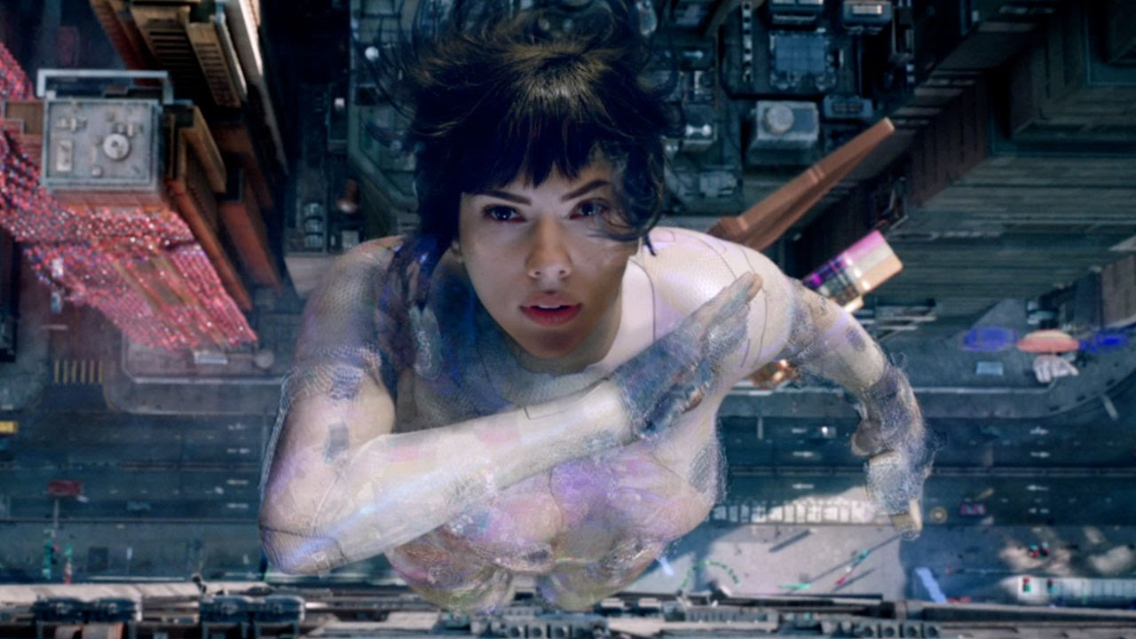 """Ghost in the Shell (2017) – """"Electrifying"""" – Paramount Pictures"""