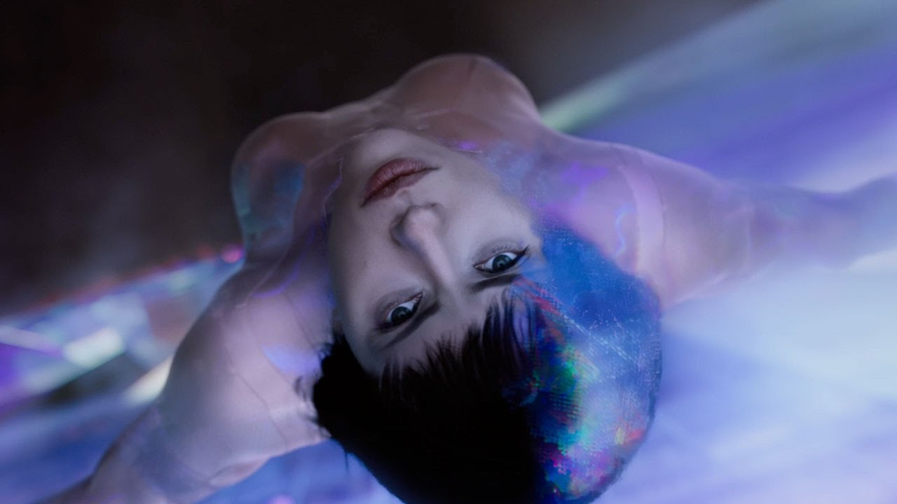 """Ghost in the Shell (2017) – """"Fast"""" Spot – Paramount Pictures"""