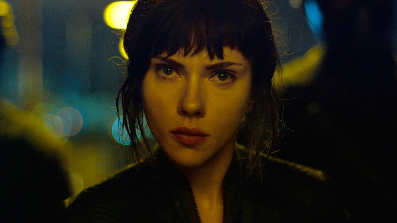 """Ghost in the Shell (2017) – """"Fear"""" – Paramount Pictures"""