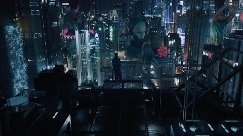 Ghost In The Shell (2017) – Future Noir – Paramount Pictures
