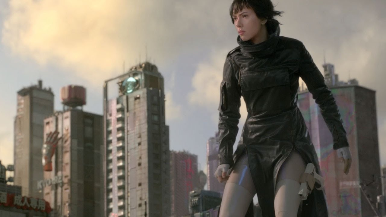 """Ghost in the Shell (2017) – """"Major C"""" Spot – Paramount Pictures"""