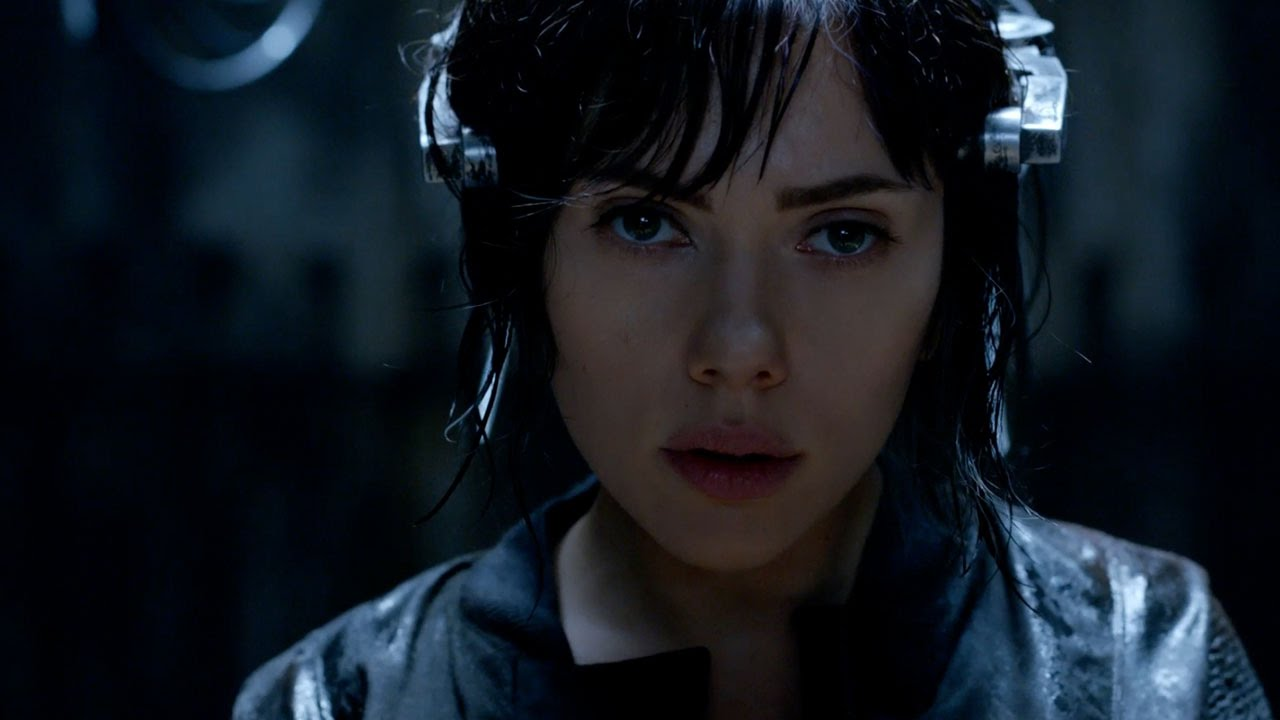 """Ghost in the Shell (2017) – """"Past"""" – Paramount Pictures"""