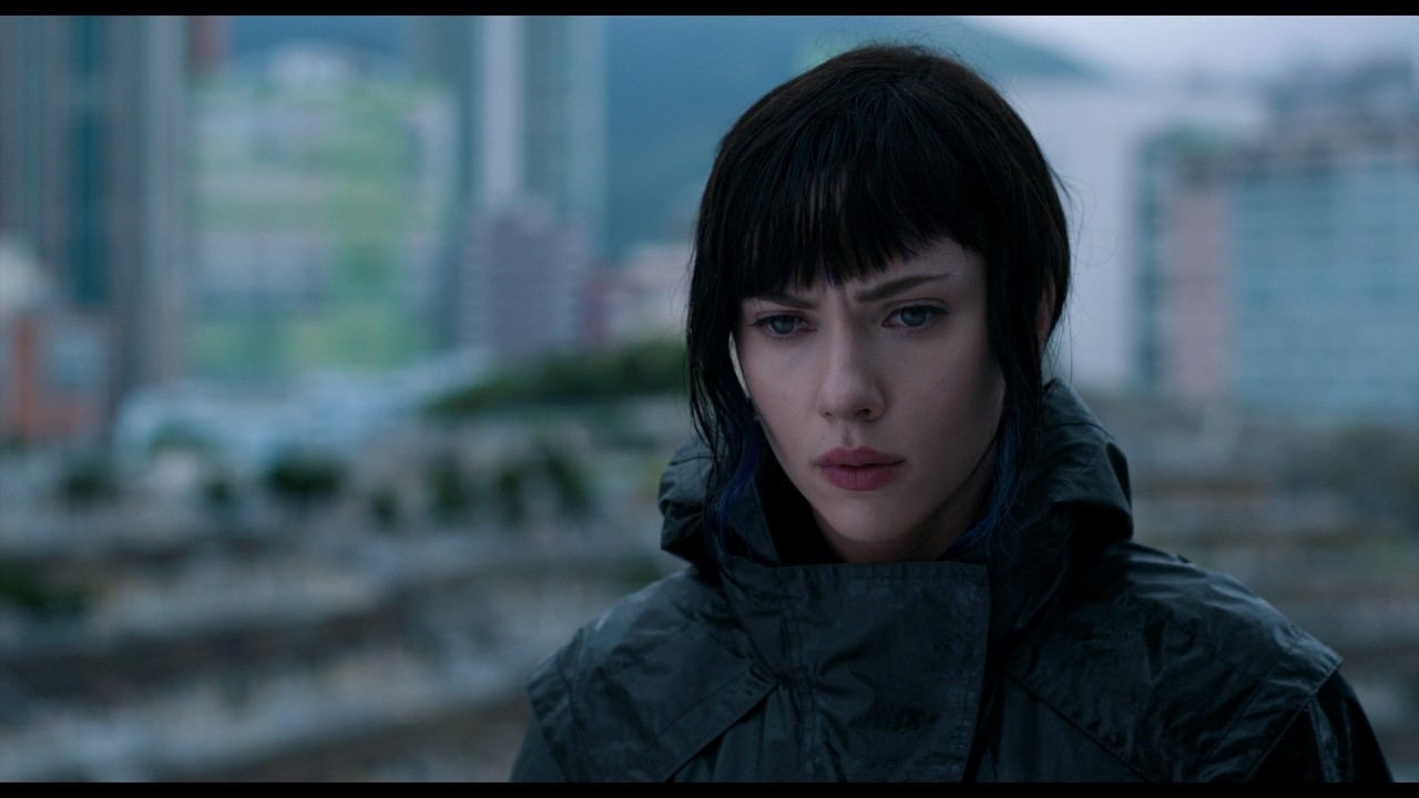 Ghost In The Shell (2017) – Rupert's Vision – Paramount Pictures