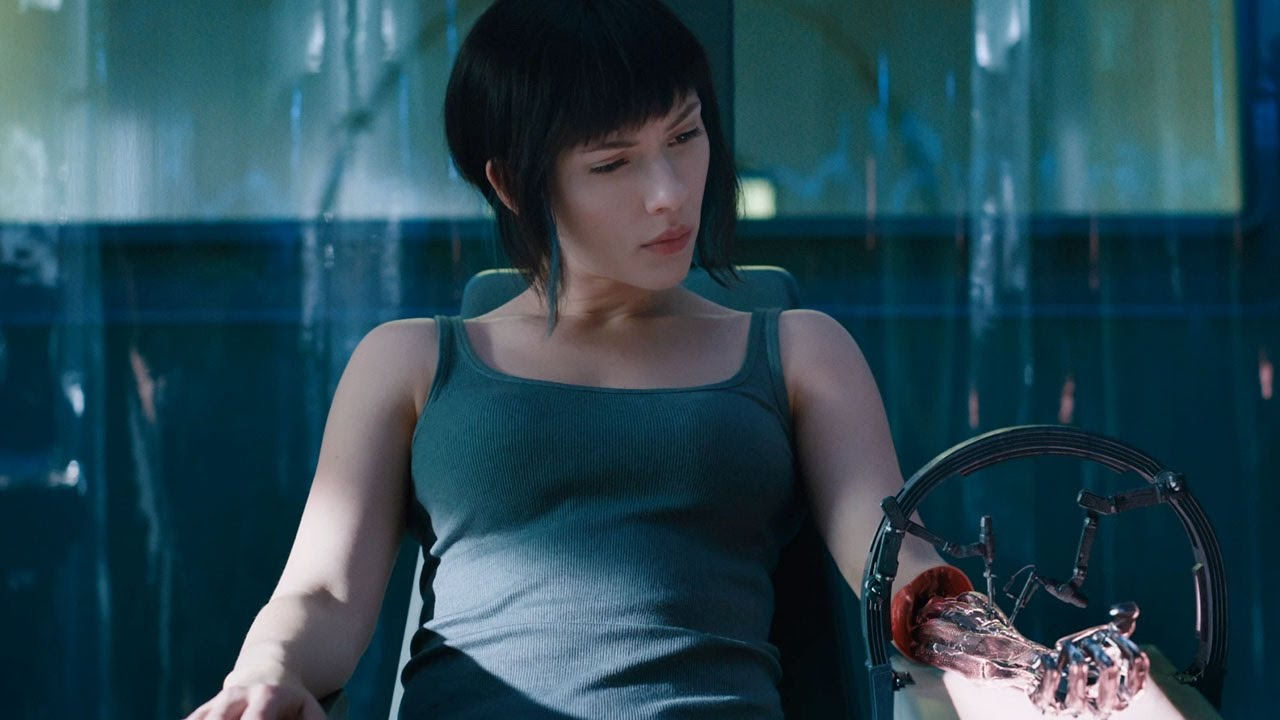 """Ghost in the Shell (2017) – """"Sound"""" – Paramount Pictures"""