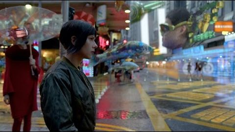 Ghost In The Shell (2017) – The Art of the Film – Paramount Pictures