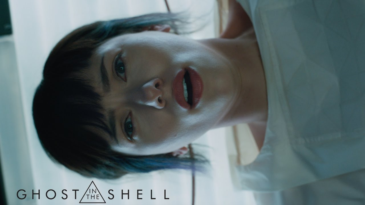 """Ghost in the Shell (2017) – """"Wake Up"""" Spot – Paramount Pictures"""