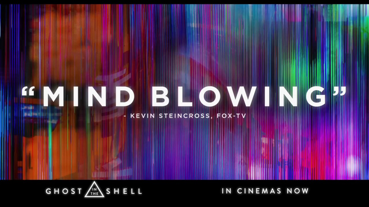 Ghost In The Shell   Attitude Review   Paramount Pictures UK