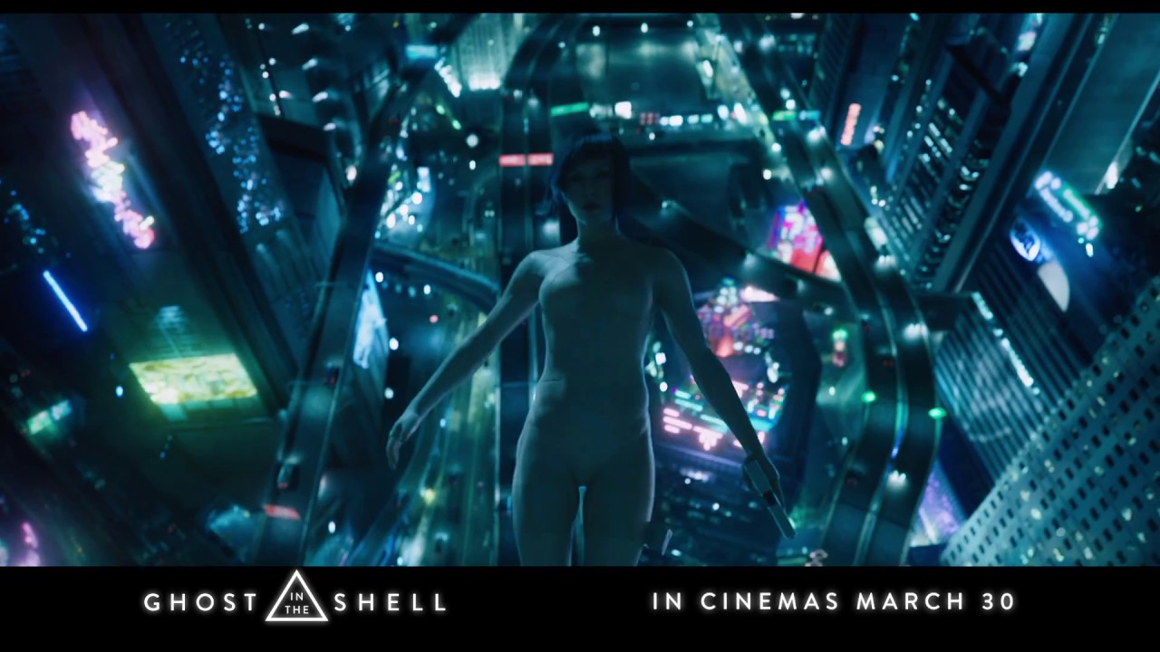 Ghost In The Shell | Big Game 30 | Paramount Pictures UK