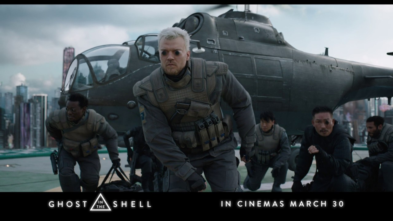 Ghost In The Shell | Big Game | Paramount Pictures UK
