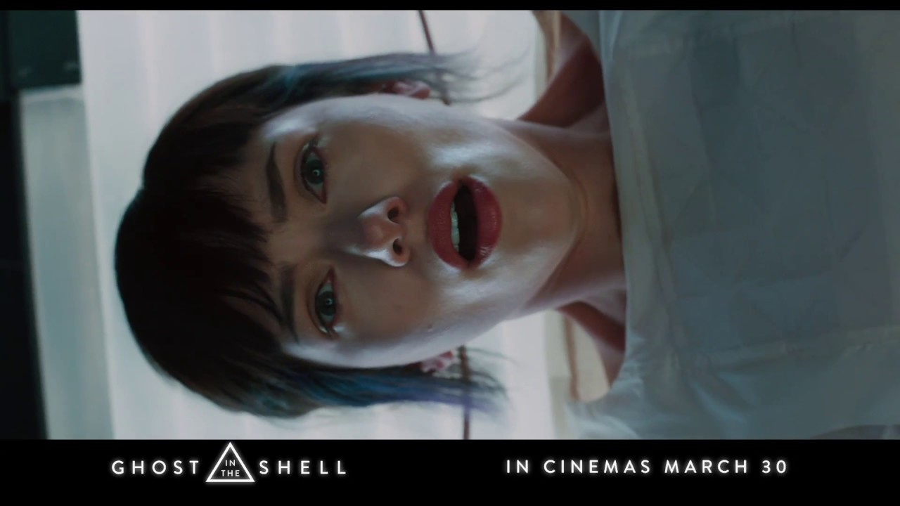 Ghost In The Shell | Control Wake Up – March 30 | Paramount Pictures UK