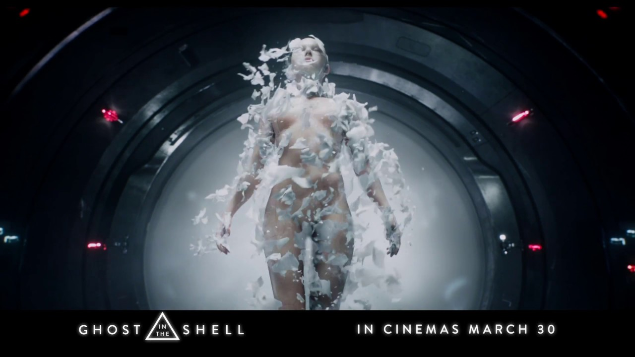 Ghost In The Shell | Hope – March 30 | Paramount Pictures UK