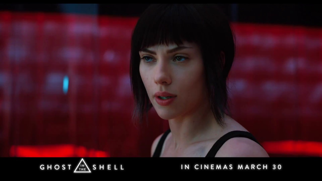 Ghost In The Shell | Human | Paramount Pictures UK
