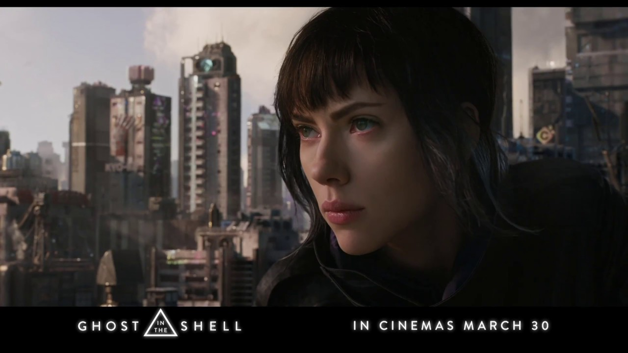 Ghost In The Shell | Past | Paramount Pictures UK