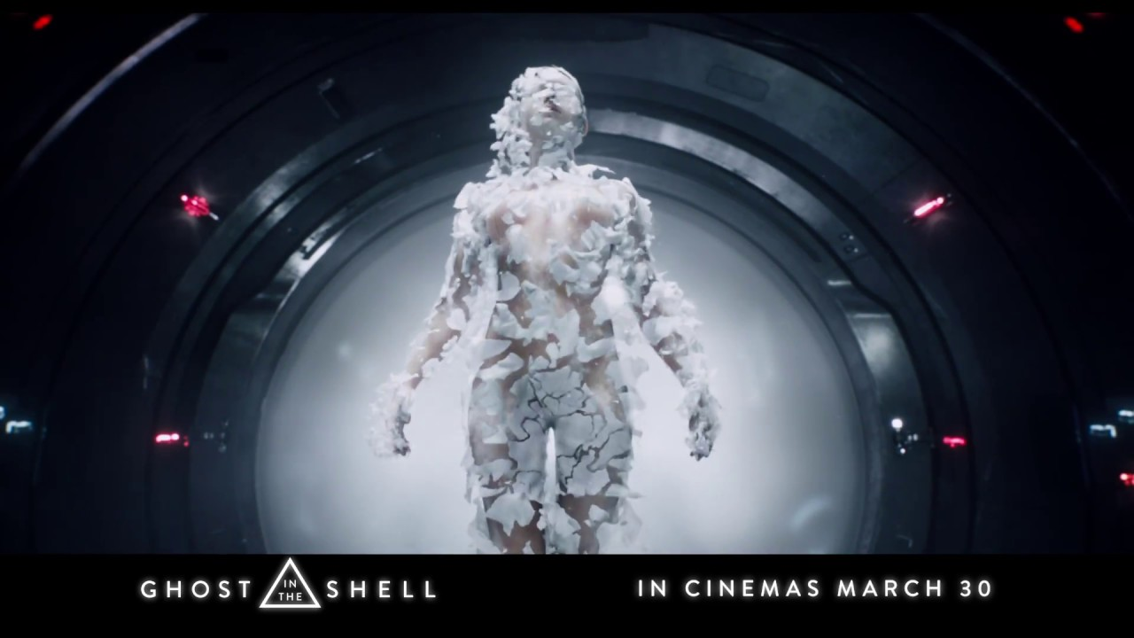 Ghost In The Shell | Program Haunting | Paramount Pictures UK