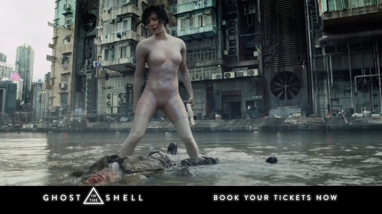 Ghost in the Shell | Showdown | Paramount Pictures UK