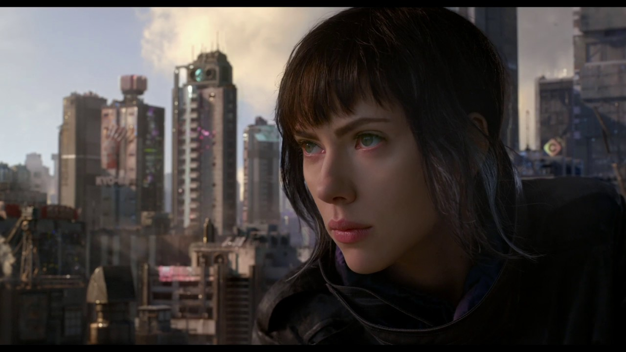 Ghost in the Shell | Steve Aoki Remix | Paramount Pictures UK