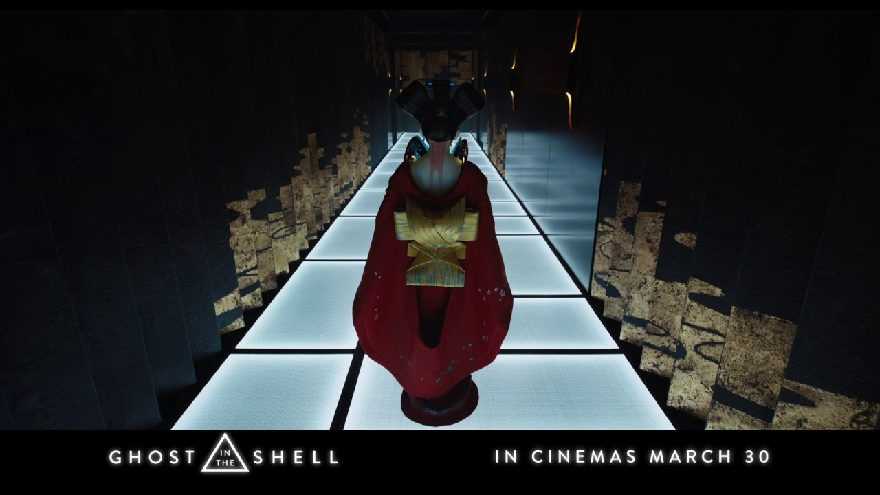 Ghost In The Shell | Title – March 30 | Paramount Pictures UK
