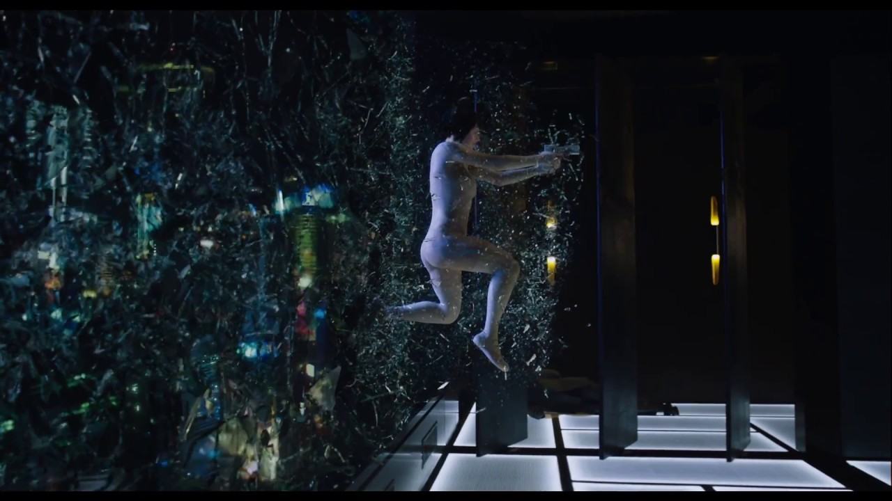 Ghost In The Shell | Title | Paramount Pictures UK