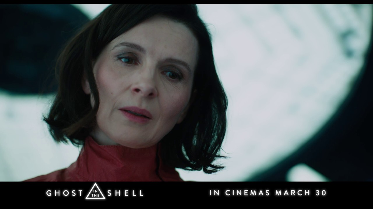 Ghost In The Shell | Wake Up – March 30 | Paramount Pictures UK