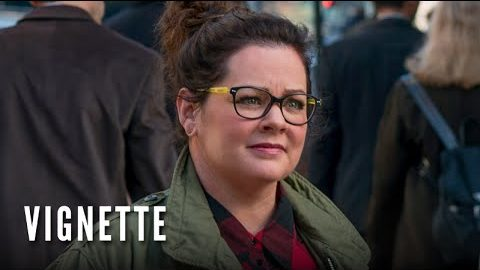 GHOSTBUSTERS Character Vignette – Abby (Melissa McCarthy)