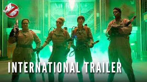 GHOSTBUSTERS – Official International Trailer (HD)