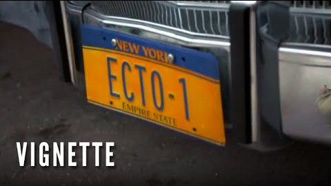 GHOSTBUSTERS Vignette – The Ecto-1