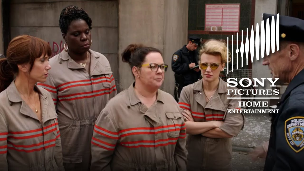 GHOSTBUSTERS – Who You Gonna Call? (In Theaters July 15)