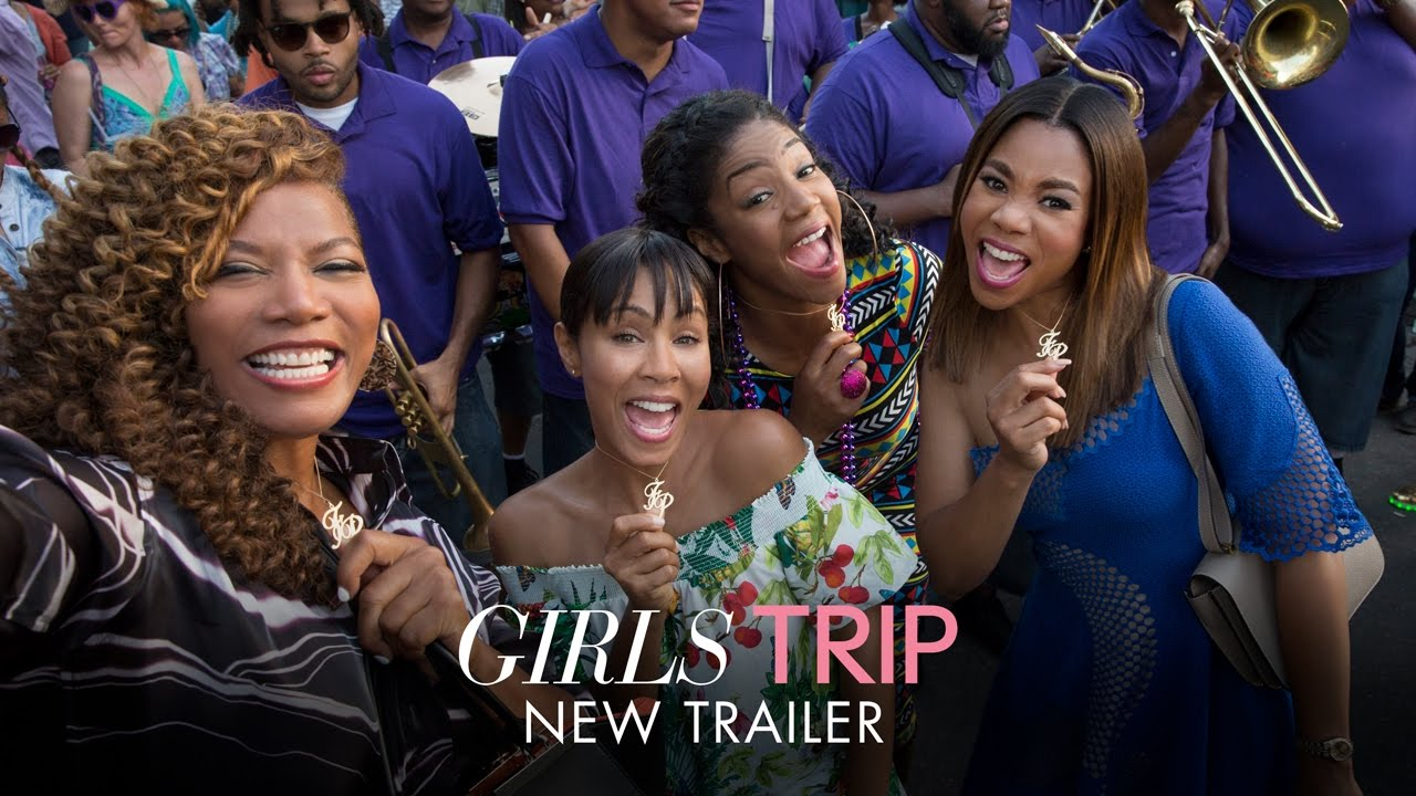 Girls Trip – Official Trailer #2 [HD]