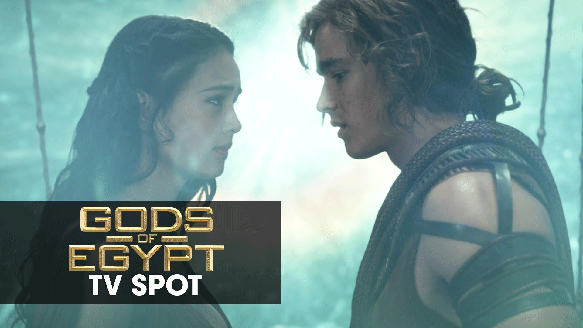 "Gods of Egypt (2016 Movie – Gerard Butler) Official TV Spot – ""Believe"""
