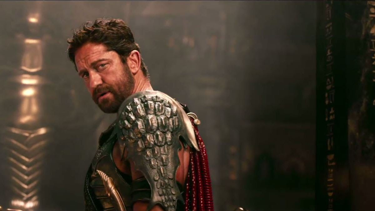 "GODS OF EGYPT- OFFICIAL ""EXPERIENCE"" TV SPOT [HD]"