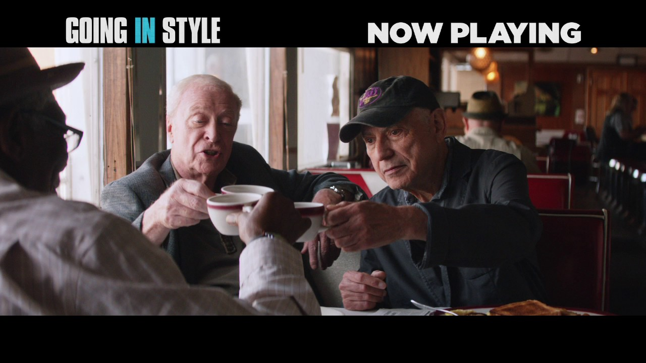 "Going In Style – ""Granddaughter Review"" TV Spot"