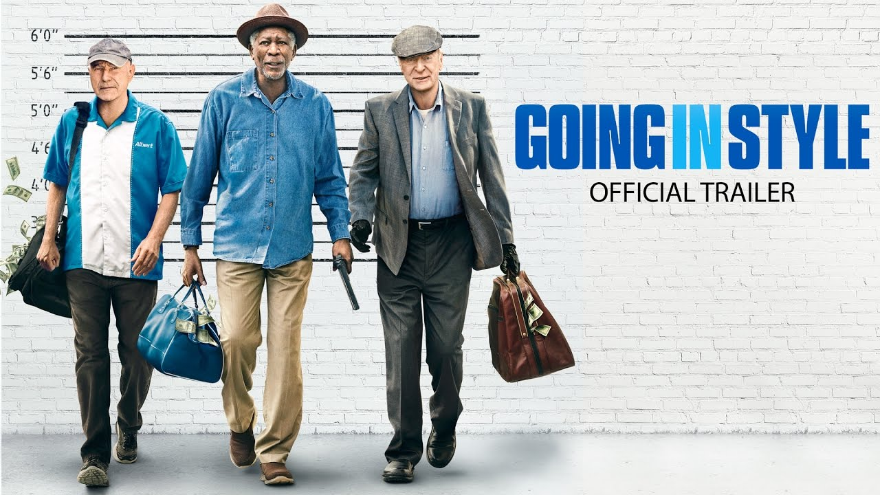 GOING IN STYLE – Official Trailer