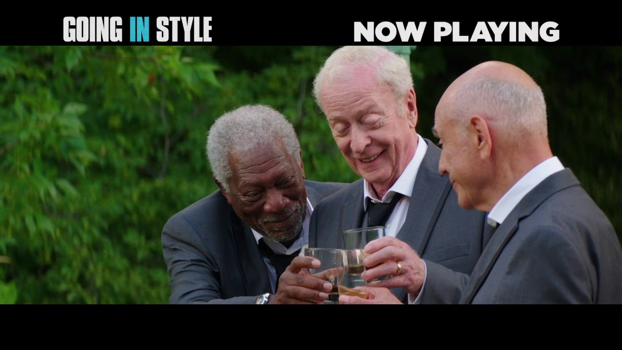 """Going In Style – """"Score Review"""" TV Spot"""