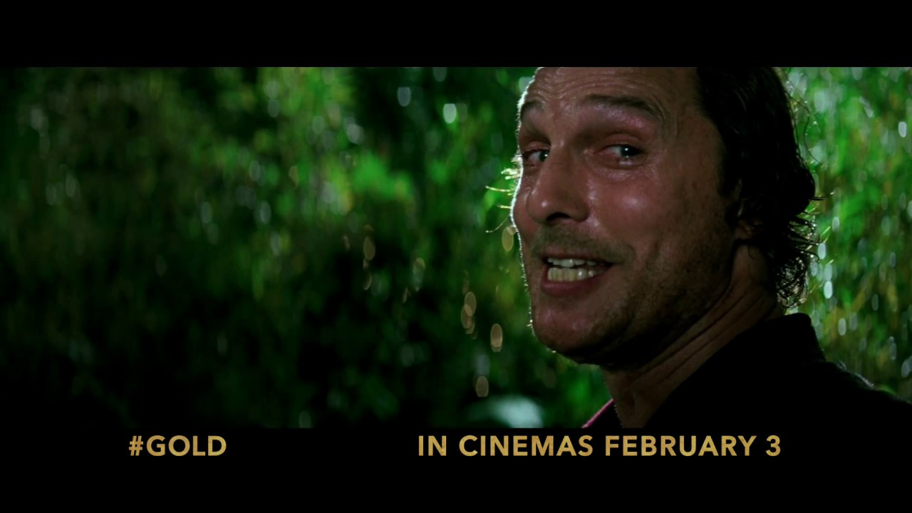 GOLD- Official 20″ Spot- In cinemas February 3rd
