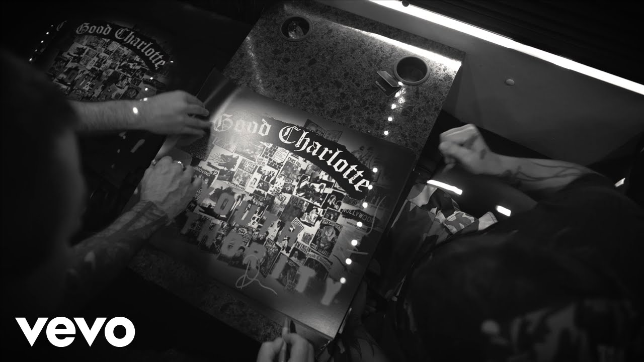 Good Charlotte – Life Changes (Official Video)