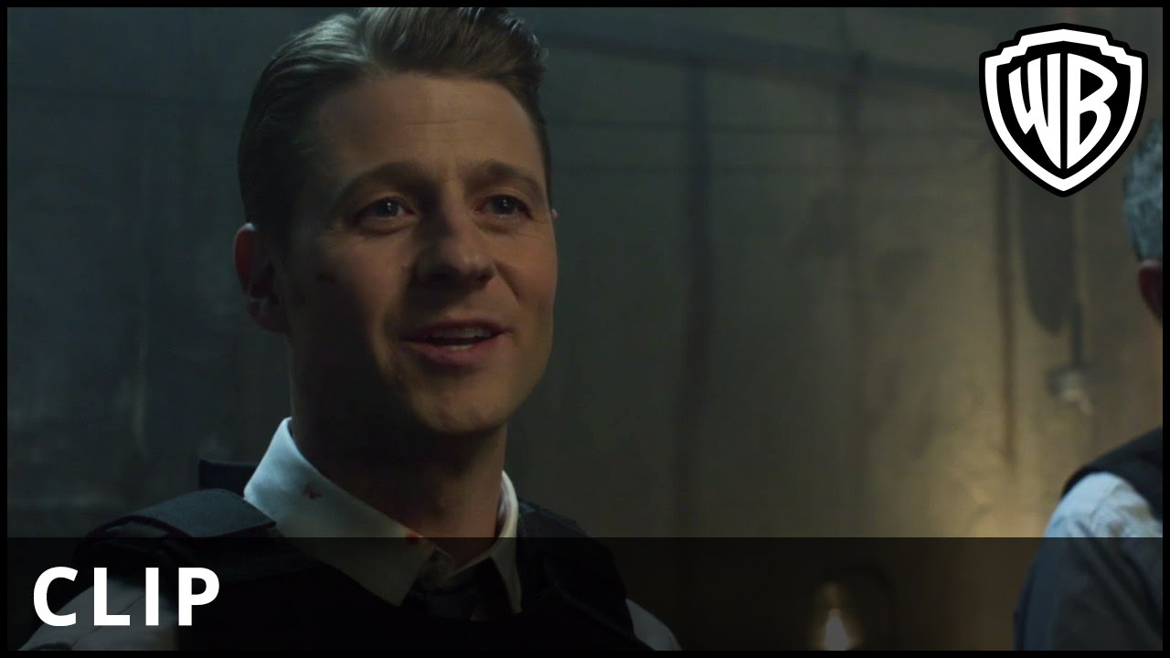 "Gotham – ""What He said"" – Official Warner Bros. UK"