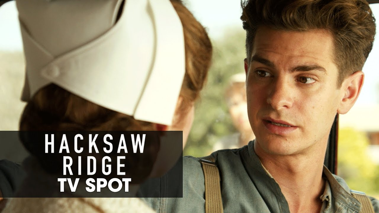 "Hacksaw Ridge (2016 – Movie) Official TV Spot – ""Stay True"""