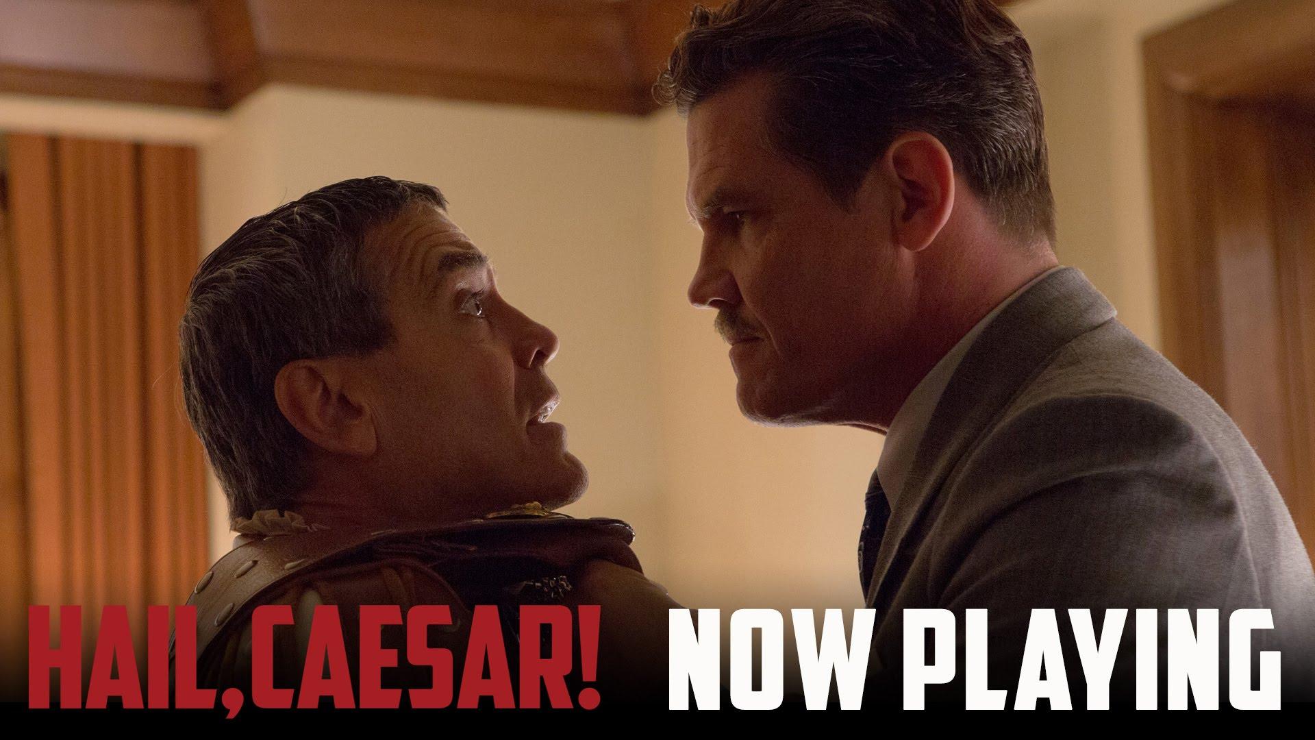 """Hail, Caesar! – Extended Clip """"Eddie Mannix Slaps Baird Whitlock"""" (HD)"""